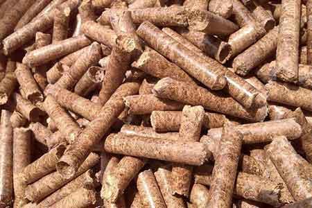 sawdustpellets