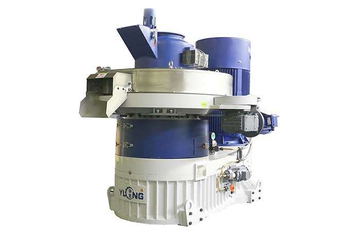 XGJ560 Ring die Biomass Pellet machine