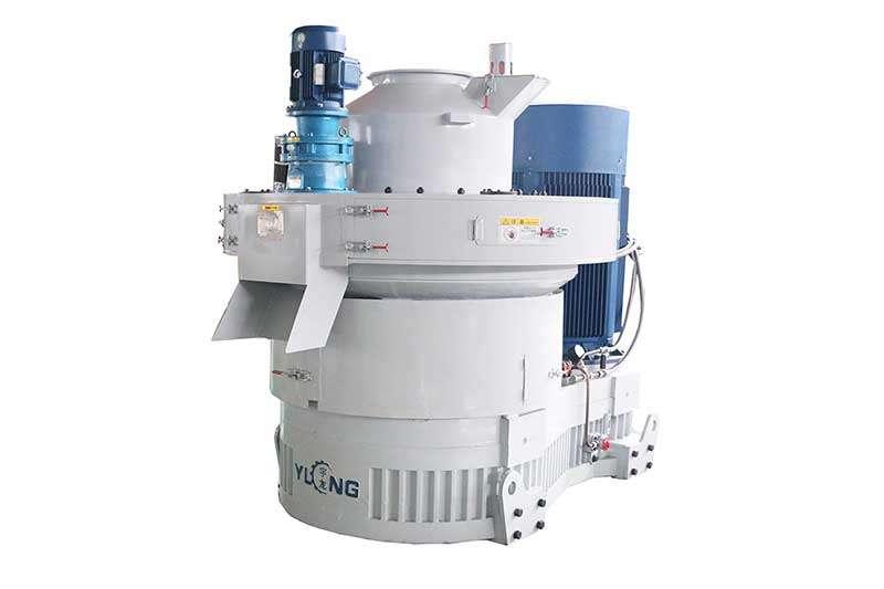 XGJ850 Pellet machine